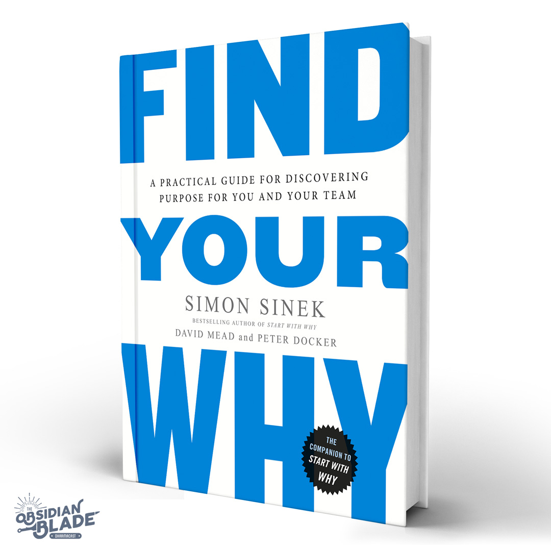 Best Business Books for Entrepreneurs: Find Your Why by Simon Sinek