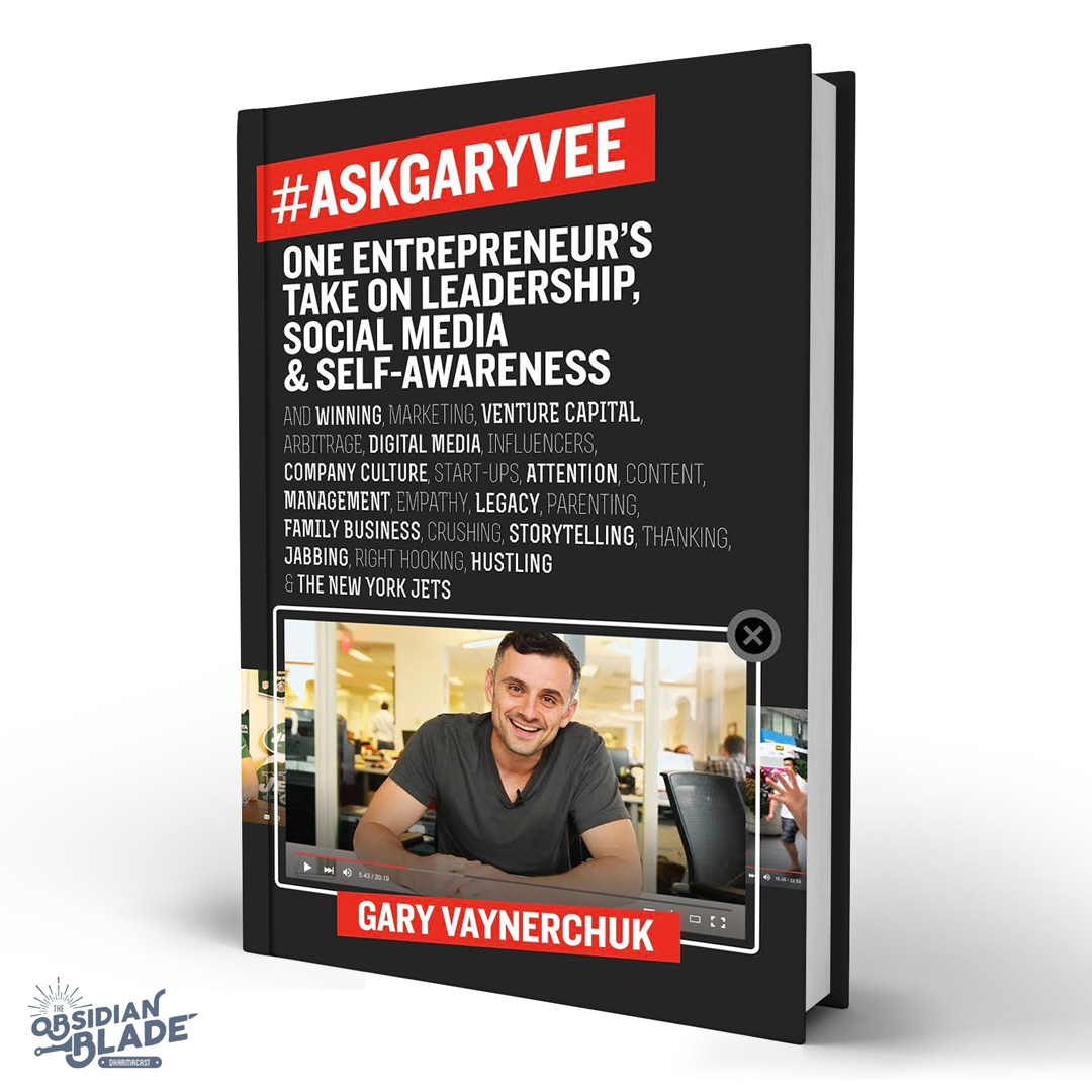 Best Business Books for Entrepreneurs: Askgaryvee by Gary Vaynerchuk