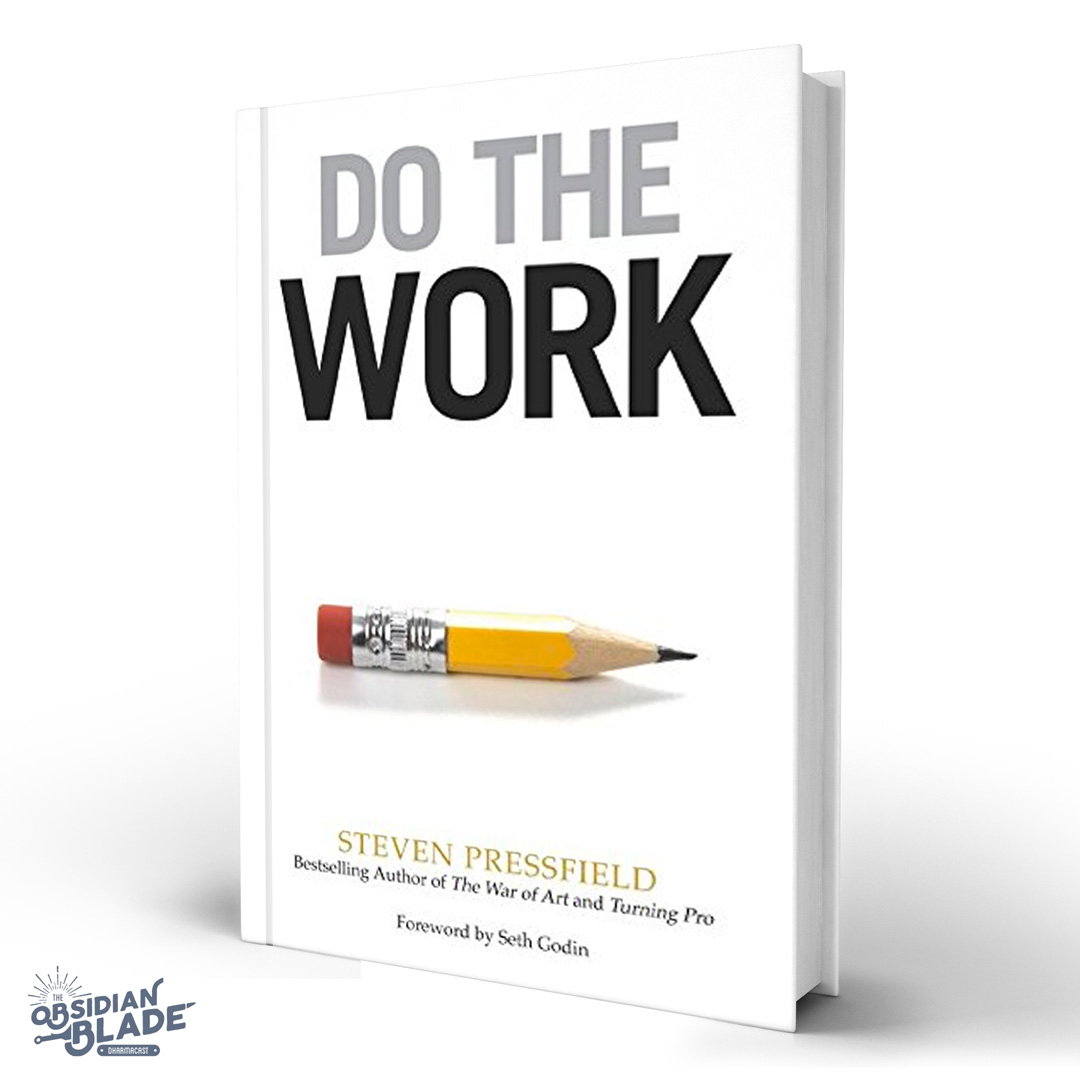 Best Business Books for Entrepreneurs: Do the Work by Steven Pressfield