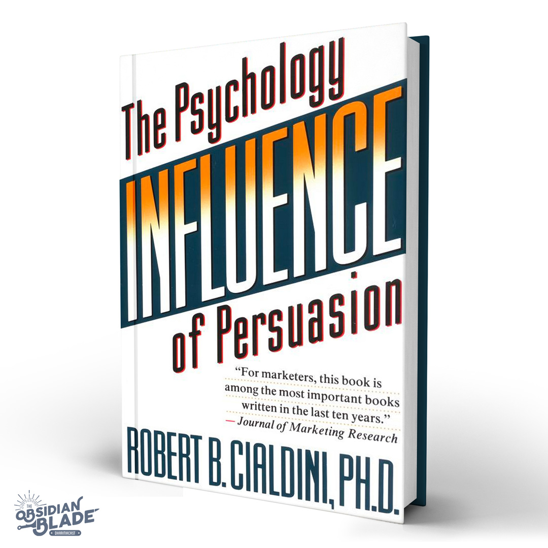 Best Business Books for Entrepreneurs: Influence by Robert Cialdini