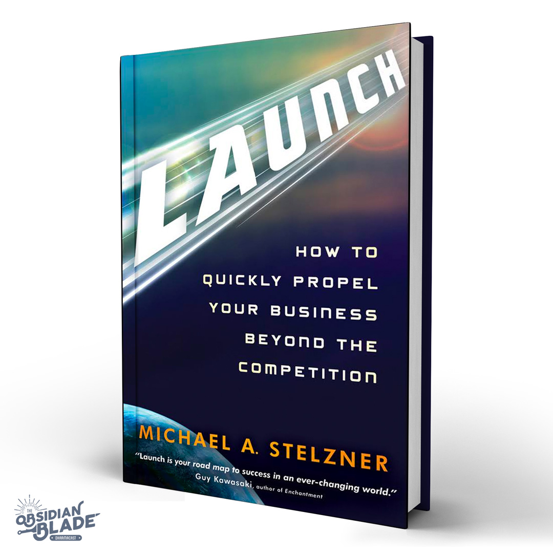 Best Business Books for Entrepreneurs: Launch by Michael Stelzner