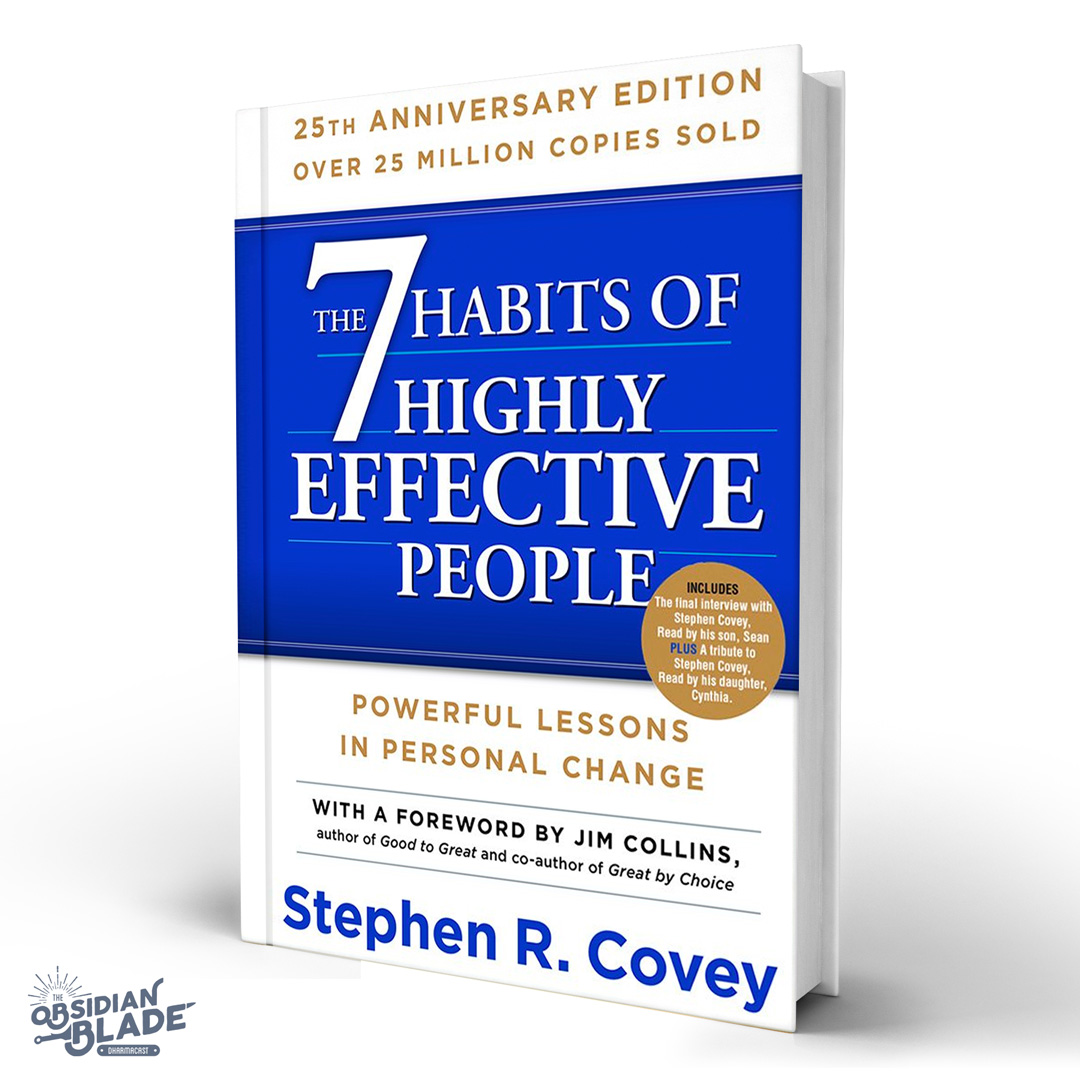 Best Business Books for Entrepreneurs: The 7 Habits of Highly Effective People by Steven Covey