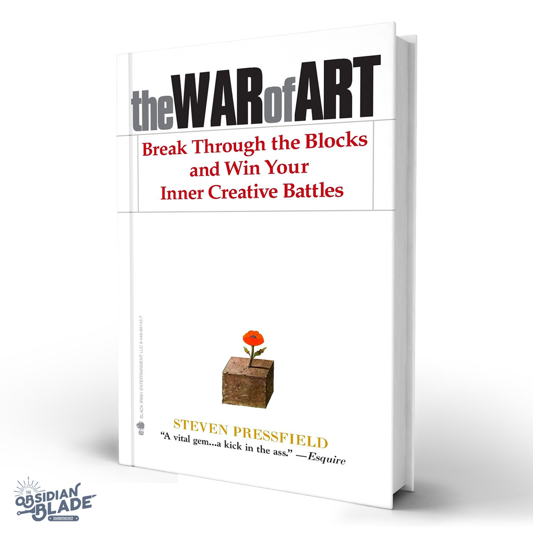 Best Business Books for Entrepreneurs: The War of Art by Steven Pressfield