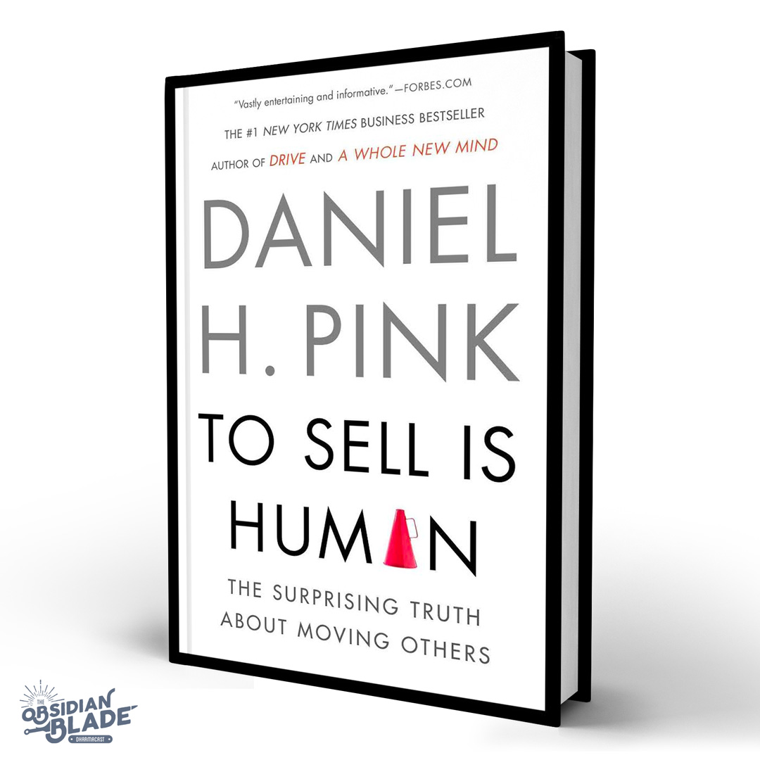 Best Business Books for Entrepreneurs: To Sell Is Human Daniel Pink