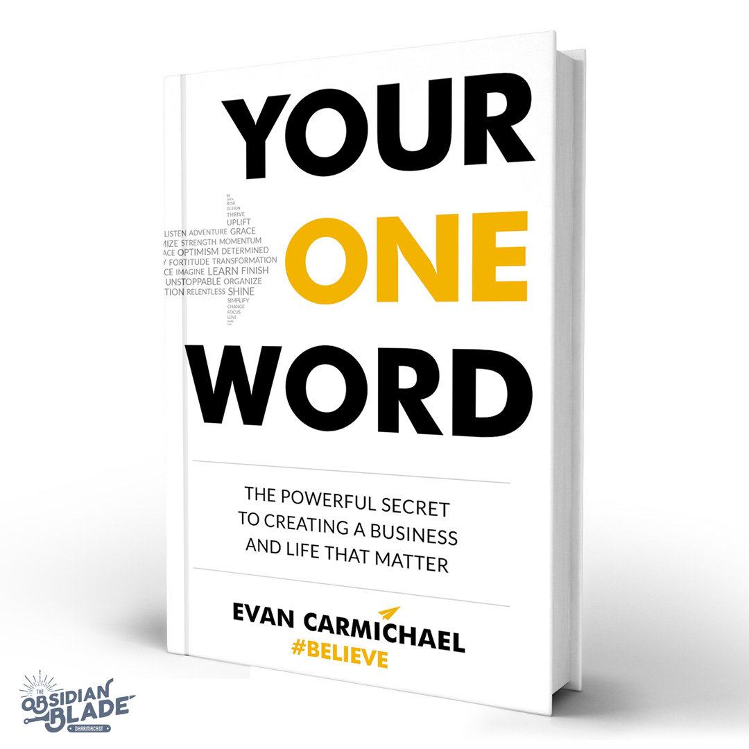 Best Business Books for Entrepreneurs: Your One Word by Evan Carmichael