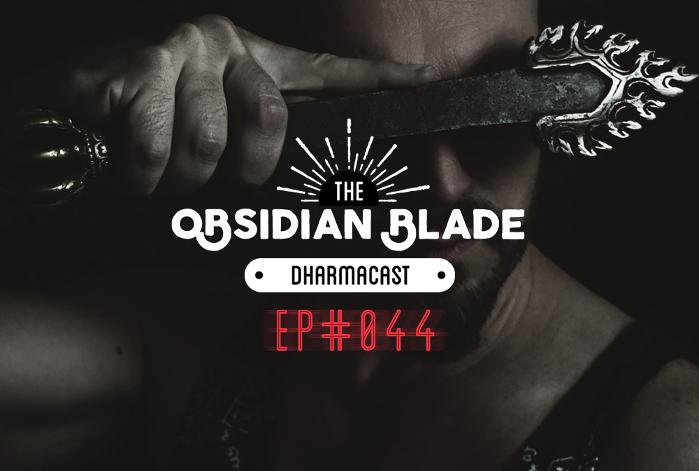 The Obsidian Blade