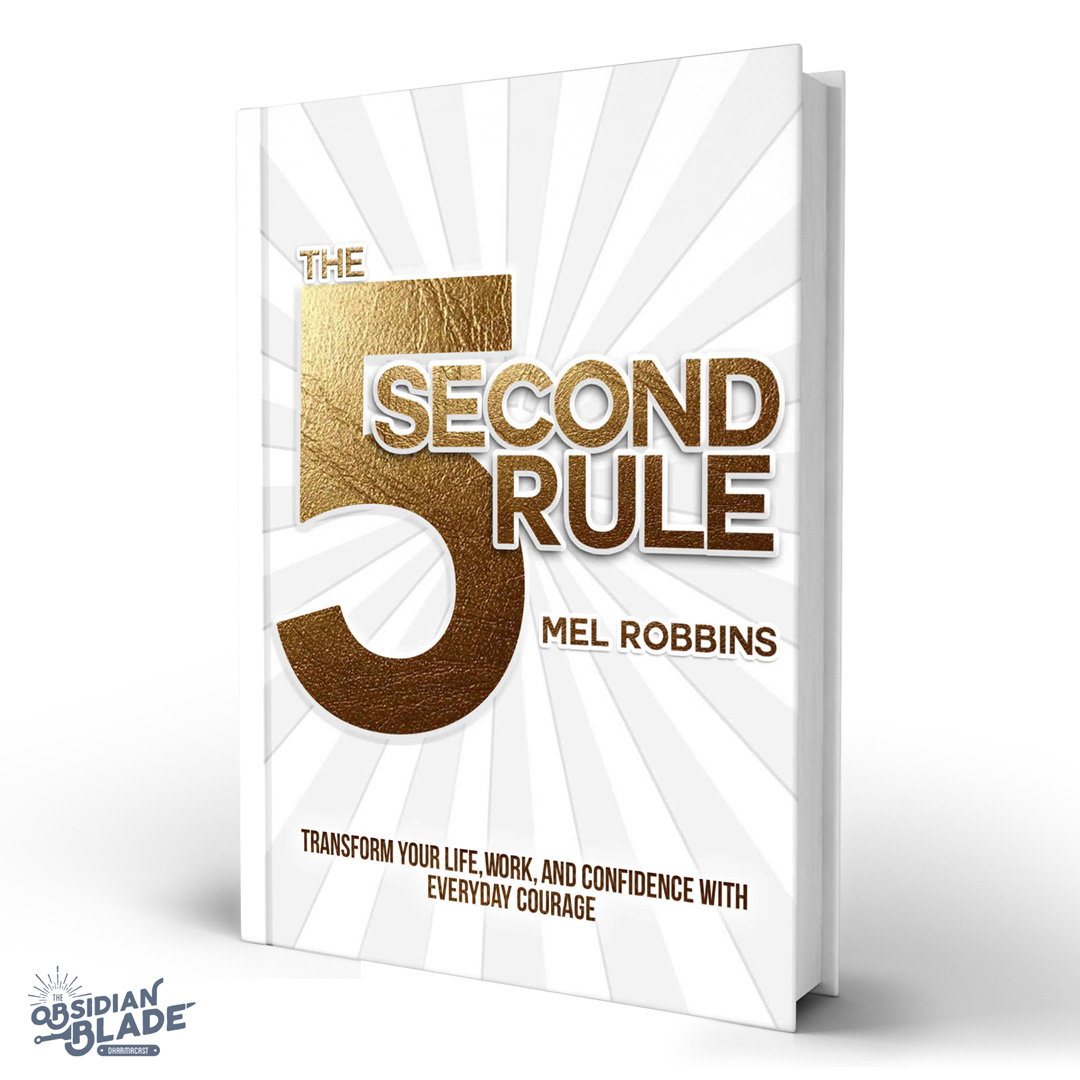 Best Business Books for Entrepreneurs: The 5 Second Rule by Mel Robbins