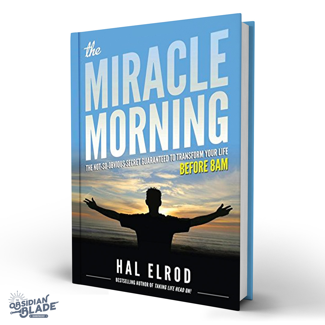 Best Business Books for Entrepreneurs: The Miracle Morning by Hal Elrod