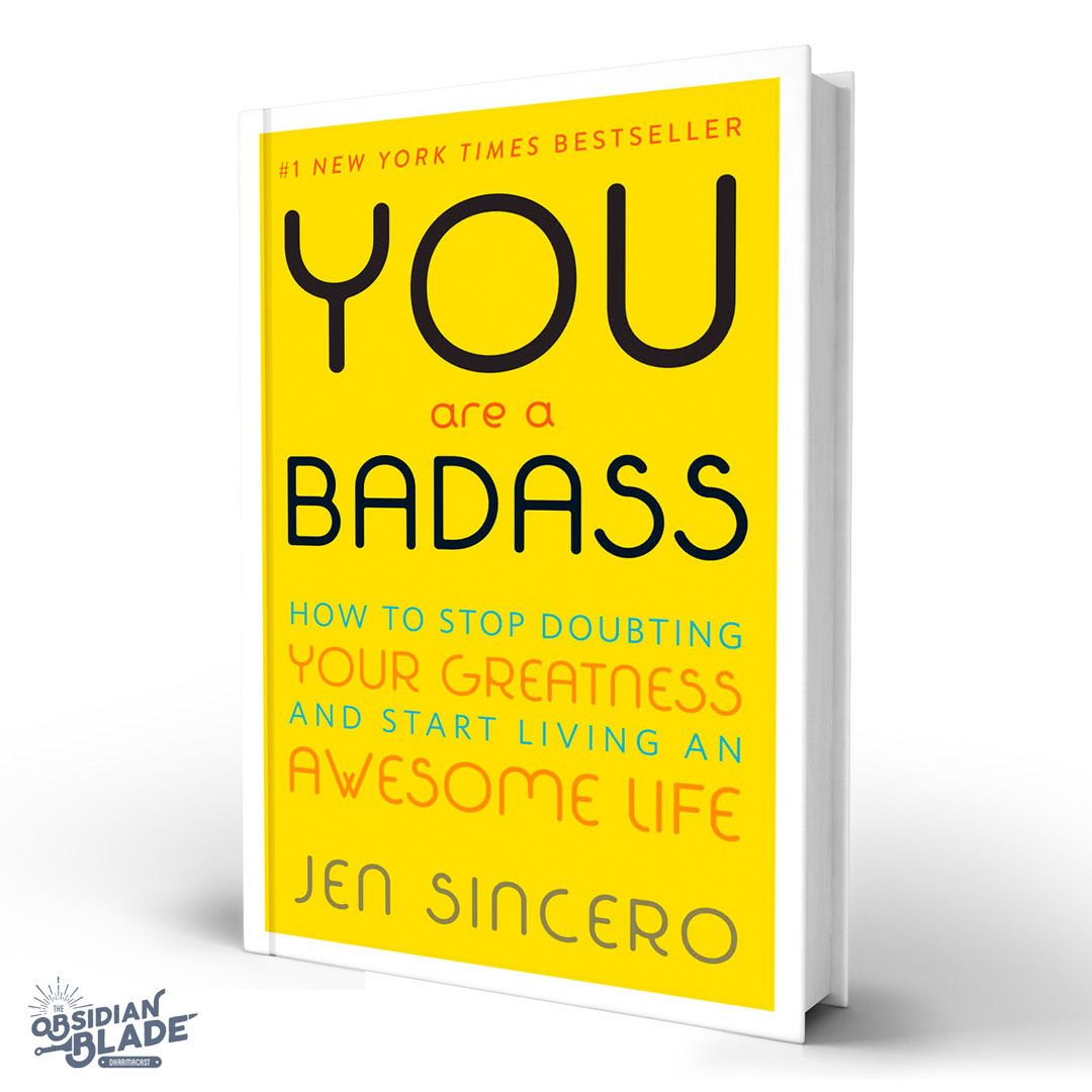 Best Business Books for Entrepreneurs: You Are a Bad*** by Jen Sincero