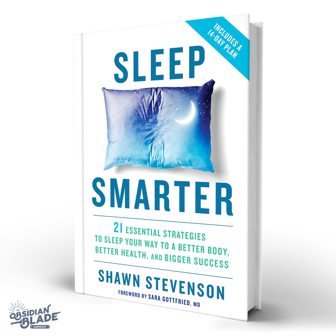 Best Business Books for Entrepreneurs: Sleep Smarter by Shawn Stevenson