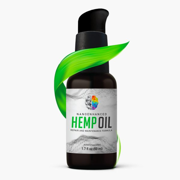 Prime My Body Nano Enhanced Hemp Oil